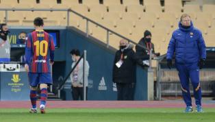 Lionel Messi acaba de sufrir su primera expulsión a nivel de clubes en toda su carrera profesional (752 partidos), después de que agrediera al futbolista...