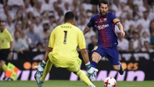 """Ce mardi, au Camp Nou, le duel entre """"la Pulga"""" et """"El Tico"""" sera l'une des clés de l'affrontement entre Barcelone et Paris. Jusqu'à présent, le duel tourne..."""