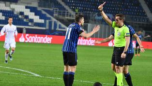 Luis Muriel cho rằng trọng tài đã thiên vị khi trút quyền thi đấu của Remo Freuler Rạng sáng nay (25/2), nhạc hiệuUEFA Champions Leaguetiếp tục vang lên...