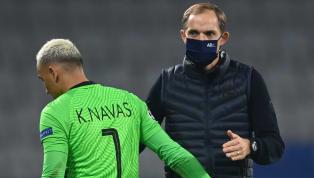 Après l'annonce du départ de Thomas Tuchel sur le banc du PSG, Keylor Navas a tenu à remercier son ancien entraîneur, Thomas Tuchel, en lui adressant un mot...