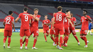 Bayern Munich sealed their place in the Champions League quarter-final on Saturday, as they beat Chelsea 4-1 (7-1 on aggregate) at the Allianz Arena. Bayern...