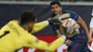El delantero uruguayo arrastra la maldición de su etapa como azulgrana y ya suma 23 encuentros consecutivos sin anotar en la competición continental fuera de...