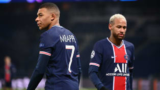 Kylian Mbappe has designs on earning a similar figure to Paris Saint-Germain teammate Neymar, with his eye-catching Champions League performance against...