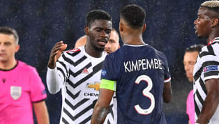 Manchester United manager Ole Gunnar Solskjaer reserved special praise for home-grown centre-back Axel Tuanzebe following Tuesday night's 2-1 win over Paris...