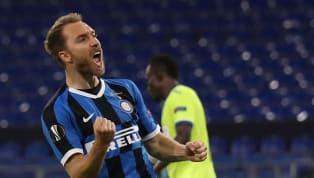 Nonostante le difficoltà incontrate alla prima stagione italiana e in Serie A, Christian Eriksen resta stabilmente al centro del progetto tecnico dell'Inter...