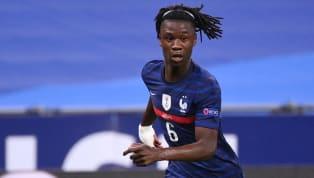 Âgé de seulement 17 ans, Eduardo Camavinga a connu sa première sélection avec les Bleus, ce mardi, en entrant à la 63ème face à la Croatie en Ligue des...