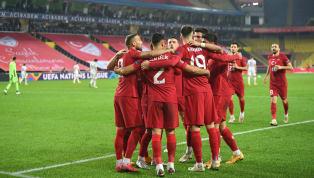 UEFA Uluslar Ligi B Ligi 3. Grup 6. hafta randevusunda A Milli Takımımız, Ferenc Puskas Stadyumu'nda Macaristan ile karşı karşıya gelecek. Saat 22:45'te...