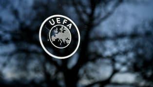 AA'da yer alan habere göre; UEFA, finansal yükümlülüklerini yerine getirmediği gerekçesiyle Trabzonspor'u Avrupa kupalarından 1 yıl men etti. Bordo-mavili...