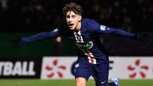 Le #PSG a présenté un projet à Adil Aouchiche basé sur un possible départ de Julian Draxler et donc une place à prendre dans l'effectif la saison prochaine....