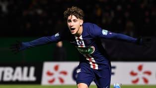 """Adil Aouchiche sera un joueur de Saint-Etienne l'année prochaine. Un accord a été trouvé entre le PSG et l'ASSE pour le transfert du """"titi"""". L'Equipe a rendu..."""