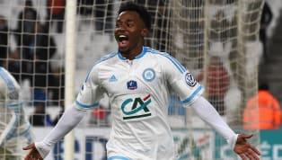 Auteur d'une saison encourageante sous les couleurs de l'Olympique de Marseille, Georges-Kévin Nkoudou a fait une légère sortie de route sans conséquence...