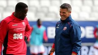 Dijon se déplace, ce samedi soir au Paris Saint-Germain, pour le compte de la huitième journée. Grégory Coupet est désormais l'entraineur des gardiens du club...