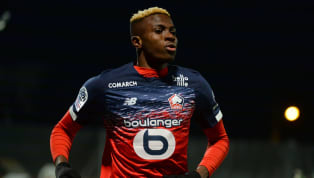 The agent of Lille striker Victor Osimhen has admitted that his client would be interested in joining Tottenham - but only if the club's star forward Harry...