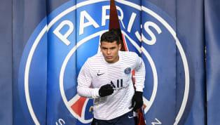 """Alors que son aventure au Paris Saint-Germain va bientôt prendre fin, la Fiorentina aimerait s'offrir les services de Thiago Silva. """"Thiago Silva est dépité..."""