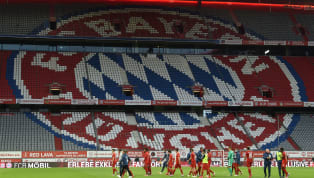 Robert Lewandowski scored a brace as Bayern Munich closed in on their eighth straight Bundesliga title on Saturday, as they beat Fortuna Dusseldorf 5-0 at the...