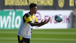 Borussia Dortmund are willing to increase forward Jadon Sancho's yearly wages from €6m to around €10m if Manchester United don't come up with the 'required'...