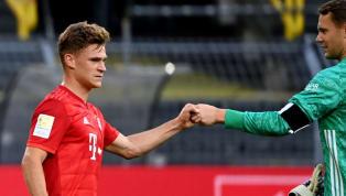 Im Februar feierte Joshua Kimmich erst seinen 25. Geburtstag, doch gefühlt gibt er schon seit Ewigkeiten den Ton beim FC Bayern an. Der Mittelfeld-Abräumer...