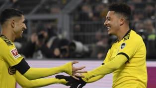 Achraf Hakimi und Jadon Sancho sind zwei Schlüsselspieler des BVB. Allerdings ist die sportliche Zukunft des Duos eine Hängepartie mit offenem Ausgang. Laut...