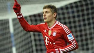 Futbolistas que dejó ir el Bayern Múnich y luego se terminó arrepintiendo. 1. Toni Kroos Bayern Muenchen v Borussia Dortmund - Bundesliga El mediocampista...