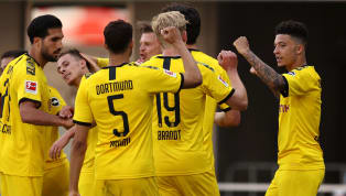 News It has been a mixed bag for Borussia Dortmund since the Bundesliga restarted. On one hand, they've won three of their four matches with an aggregate score...