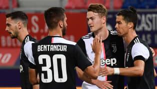 Juventus Turin Un'ora a #JuveLecce! Scendiamo in campo così ?? pic.twitter.com/XUajVB7Wc6 — JuventusFC (@juventusfc) June 26, 2020 US Lecce Gabriel, Vera,...
