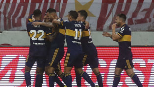 Por los octavos de final de ida de la Copa Libertadores de América, Boca Juniors venció en Porto Alegre 1 a 0 al Internacional con gol de Carlos Tevez a los...