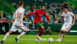 การแข่งขัน : ฟุตบอลกระชับมิตรทีมชาติ วันแข่งขัน : คืนวันพุธที่ 8 ตุลาคม 2020 เวลาแข่งขัน : 01:45 น. ตามเวลาประเทศไทย ผลการแข่งขัน : โปรตุเกส 0-0 สเปน สนาม :...