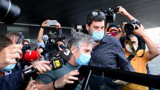 Inicialmente, a chegada do pai e agente de Lionel Messi à Catalunha era esperada para domingo. Porém, ela aconteceu na mahã desta quarta-feira. A intenção de...