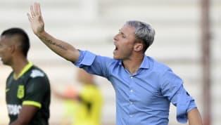 El ex jugador de Estudiantes de la Plata, Damonte, le podría robar un jugador al Pincha. IsraelDamonte, quien hoy se encuentra dirigiendo al primer equipo de...