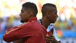 Der Fußball schreibt verrückte Geschichten. Vielleicht auch diese? Die beiden Brüder Kevin-Prince und Jerome Boateng gaben der Hoffnung um eine gemeinsame...