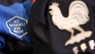 La nouvelle tunique de l'Équipe de France serait déjà en vente dans plusieurs magasins étrangers. Le futur maillot des champions du monde en titre laisse à...