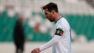 A Lio lo provocaron en La Paz y reaccionó. No es la primera vez que el mejor del mundo se para ante rivales cuando no le gusta una actitud... 1. vs Moreno...