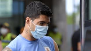 De nuevo mala noticias y para variar, relacionadas con el maldito COVID-19. Esta vez la víctima del virus fue la selección uruguaya de fútbol, que anunció...
