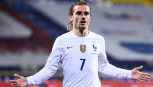 Homme providentiel des Bleus lors de cette trêve internationale, Antoine Griezmann a dépassé David Trezeguet pour devenir, seul, le quatrième meilleur buteur...