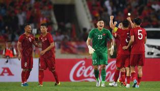 """Tiền vệ Charyl Chappuis, người từng 2 lần đăng quang AFF Cup cùng tuyển Thái Lan, thừa nhận Việt Nam là đối thủ số 1 ở Đông Nam Á mà """"Voi chiến' cần phải vượt..."""