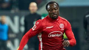 Bernard Tekpetey ist auf der Suche nach einem neuen Klub. Bei Fortuna Düsseldorf hat der Angreifer ebensowenig eine Zukunft wie bei Stamm-Verein Schalke 04....