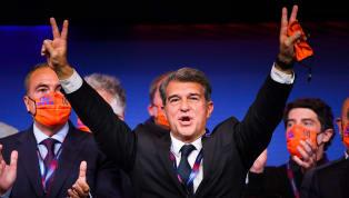 โจน ลาปอร์ต้า ชนะคะแนนการเลือกตั้งประธานสโมสร บาร์เซโลนา เบียดเอาชนะคู่แข่งขันชิงตำแหน่งอย่าง วิคเตอร์ ฟอนท์ และ โทนี ไฟรซา ลาปอร์ต้า...