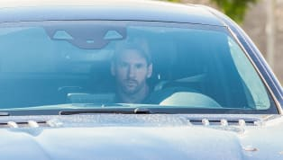 Lionel Messi has returned to training with Barcelona for the first time since he asked the club for a transfer last month. The public dispute between the...