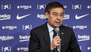 Barcelona president Josep Maria Bartomeu has reportedly asked the players to take a further pay cut, as the club attempts to mitigate the financial strain of...