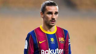 Antoine Griezmann fue el encargado de dar la cara por el Barcelona al acabar la final contra el Athletic en La Cartuja (2-3). El francés fue el mejor del...