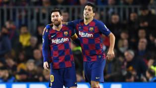 Nach sechs Jahren hat Luis Suárez den FC Barcelona verlassen (müssen) und sich Atlético Madrid angeschlossen. Lionel Messi hat seinen Freund mit einem...