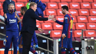 Barcelona manager, Ronald Koeman has opened up on his relationship with club talisman, Lionel Messi, stating that he has held talks with the record six-time...