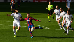 Griezmann đã không giấu nổi sự hào hứng sau bàn thắng để đời vào đêm qua. Đêm qua, trong khuôn khổ vòng 11 của La Liga, Barcelona đã có một chiến thắng tưng...