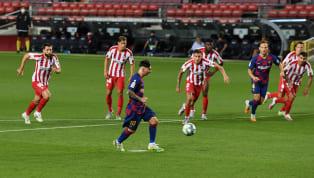 Ayer ante el Atlético de Madrid, Messi marcó de penalti el que por el momento suponía el 2-1. Un penalti que tiró con maestría a lo Panenka... y que era su...