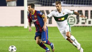 FC Barcelona akan memainkan laga tunda pekan satu LaLiga melawan Elche di Camp Nou, Kamis (25/02) pukul 01.00 dini hari WIB. Blaugrana punya kans menyalip...
