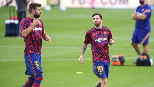 """Barcelona star, Gerard Pique has opened up on the speculation surrounding the future of club icon, Lionel Messi at the Nou Camp, revealing that, """"there is..."""