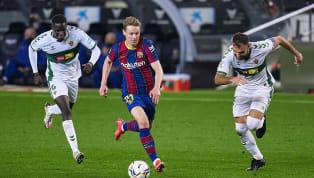 Barcelona menang 3-0 dari El Che pada Kamis, 25 Februari dini hari WIB dalam lanjutan pekan ke -24 La Liga 2020/21. Keitga gol tersebut dicetak oleh Lionel...