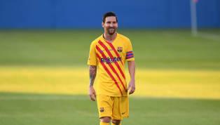 """Ronald Koeman menyatakan bahwa dirinya tak mempunyai konflik dengan megabintang Barcelona, Lionel Messi. ?️[FOX Sports via SPORT]   Koeman: """"First, we have to..."""