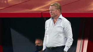 New Barcelona manager Ronald Koeman is already fearful that his job is under threat and that he could be replaced at the end of the season. The former...