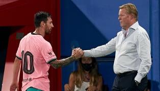 O técnico holandês Ronald Koeman não tem os mesmos pensamentos que Quique Setién, seu antecessor no comando do Barcelona, em relação ao astro Lionel Messi. Em...